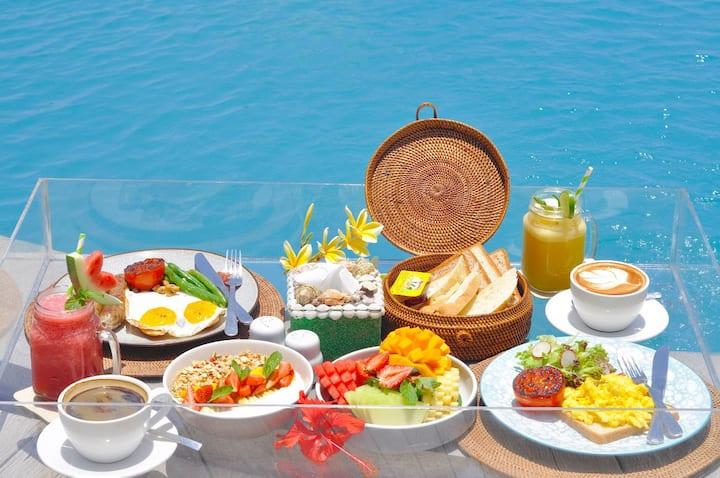 Best beachFront Club Nusa Lembongan Room Bungalow