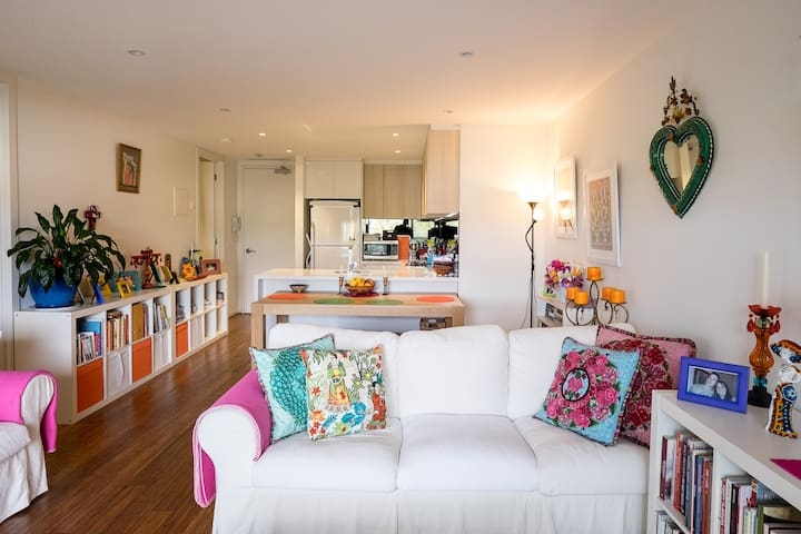 Funky place to be! - Brunswick East - Apartamento