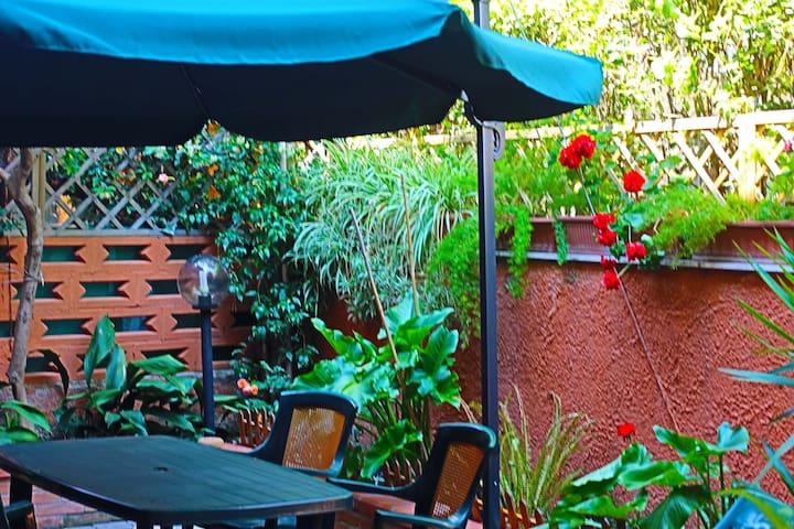 Miniappartamento con giardino - Tortoreto Lido - Leilighet
