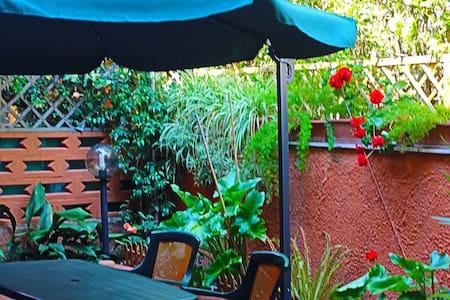 Miniappartamento con giardino - Tortoreto Lido
