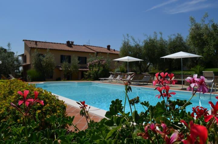 CASA MELINO private villa pool  sauna and Jacuzzi