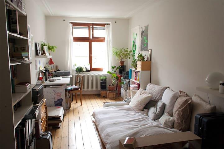 Sunny room // close to Messe - Basel - Apartament