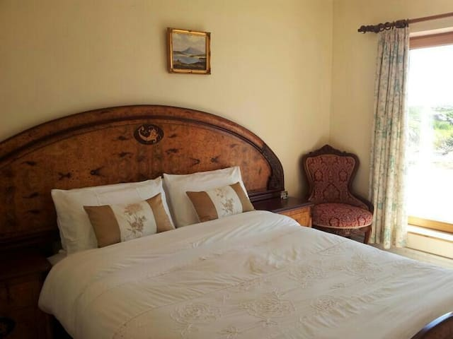 Atlantic View Bedroom,en suite - Kilkieran - Bed & Breakfast