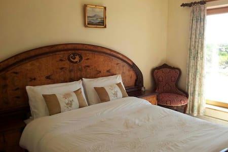 Atlantic View Bedroom,en suite - Kilkieran - Pousada