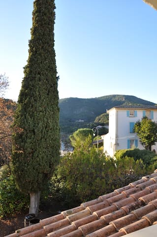Holiday rental in provencal Mas for up to 8 people - Propiac - Flat