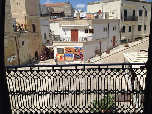 La casa nel centro - Otranto - Hus