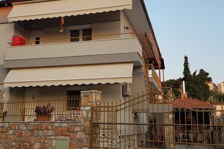 OLGAS  house in Polygyros Chalkidiki