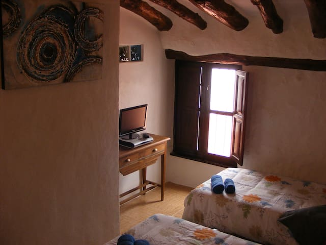 B&B Traditional Spanish Farmhouse - Cullar (Granada) - Bed & Breakfast