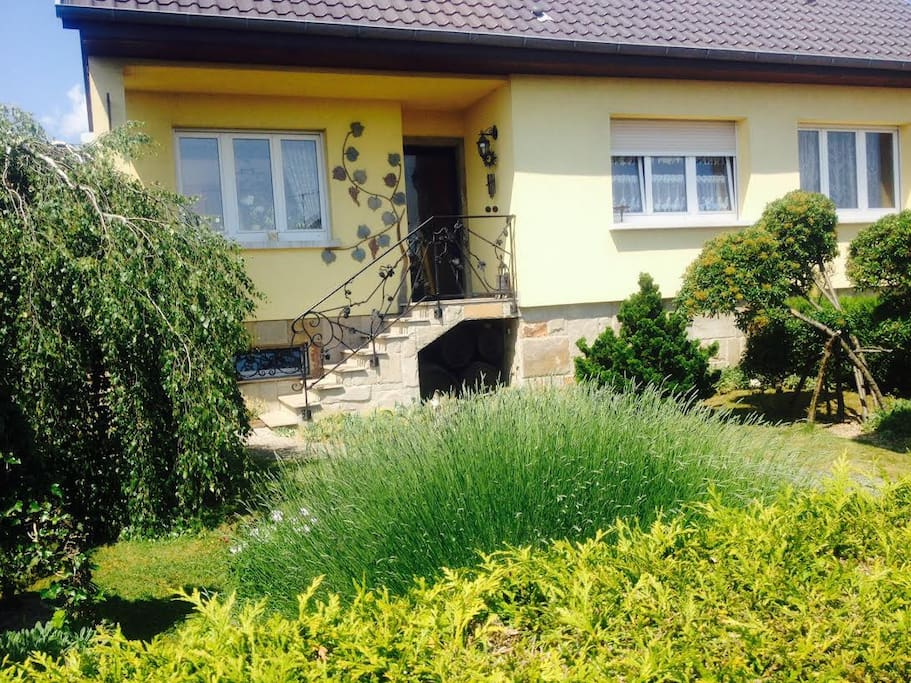 Maison agr able proche b le suisse houses for rent in for Maison cernay