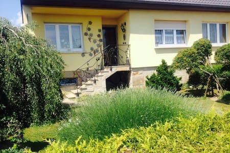 Maison agréable proche Bâle- Suisse