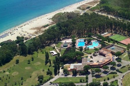 appartamento in villaggio turistico - Sant'Andrea Apostolo Dello Ionio Marina - อพาร์ทเมนท์
