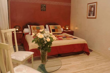 RIAD DE L'OLIVIER - akesri - Bed & Breakfast