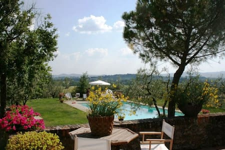 Casale Elisa countryhouse with pool - Muciafora