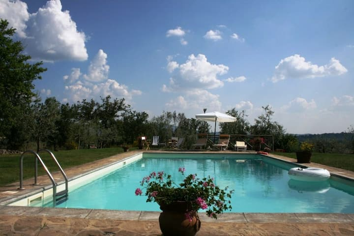 Casale Elisa countryhouse with pool