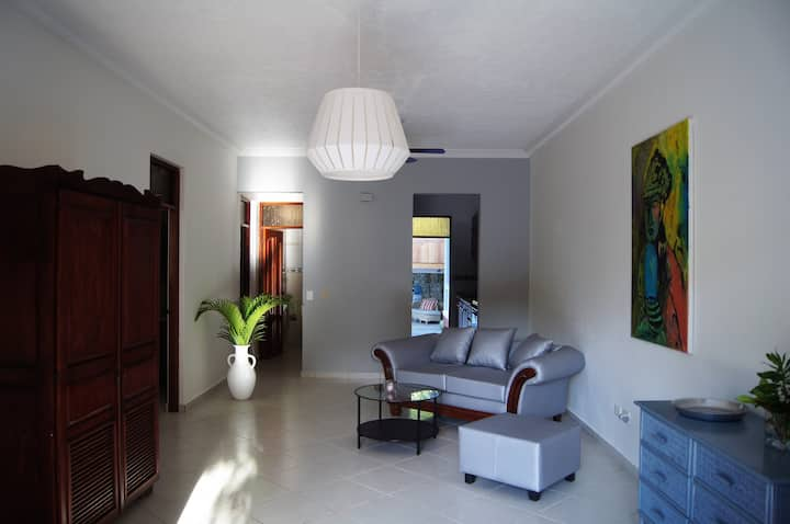 2 bedroom condo with share Pool Perla Marina 1-4
