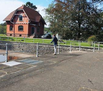 """Haus am See """"Alte Tambacher Talsperre"""" - Tambach-Dietharz - Condominium"""