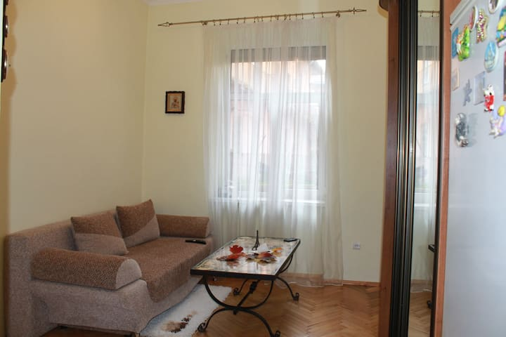 Apartment in the center of Lviv