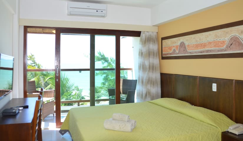 Luxury apartment facing sea - Natal - นาตาล