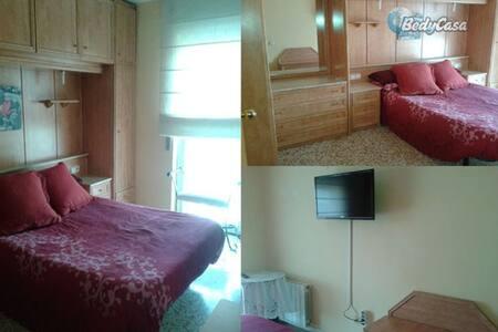Habitación Matrimonial con baño privado - El Prat de Llobregat