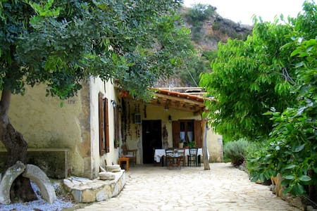 Historic cretan mansion'Kruonerida' - Vafes