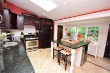 High-end kitchen