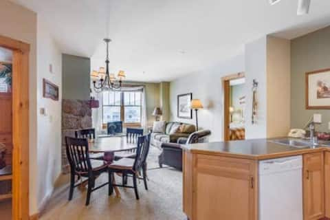 Keystone RiverRun Buffalo Lodge 2 Bed/2 Bath Condo