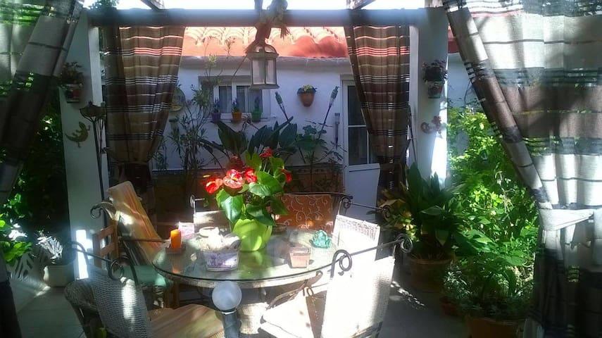 Acogedora habitación en el pueblo
