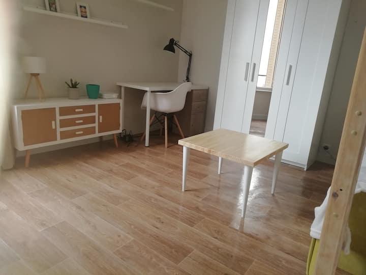 Vichy: grand studio centre historique
