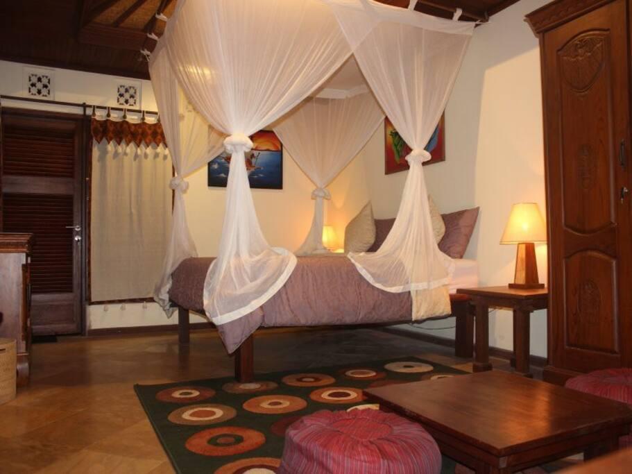 Enlarge comfortable superior bedroom
