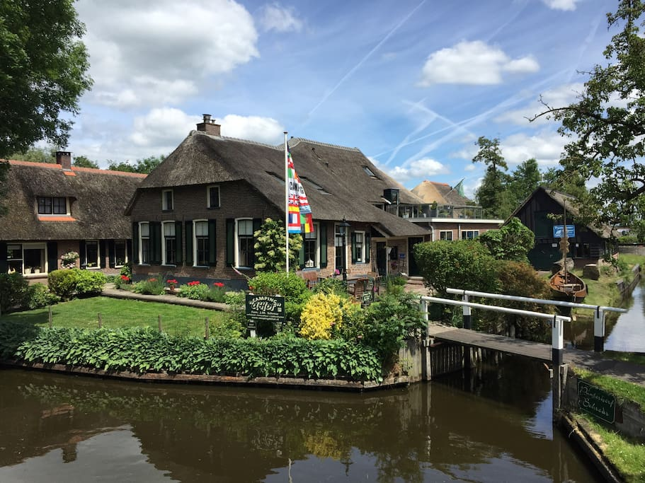 Apartment in the center of Giethoorn
