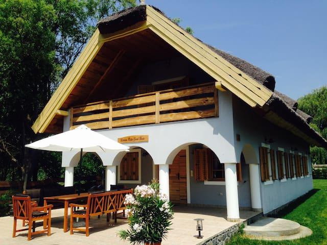 Badacsony Rustic Guesthouse - Badacsonytördemic