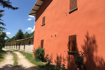Country Lucaia 27 posti - Apecchio - 別荘