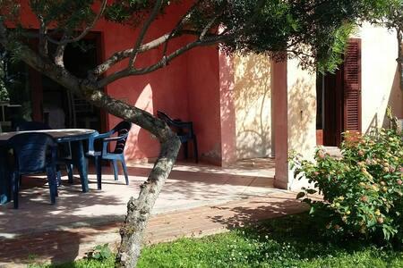 Sardegna cSan teodoro montepetrosu - Monte Petrosu - Huis