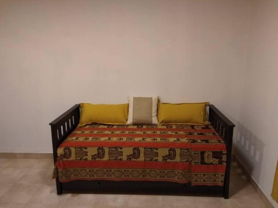 sofa cama para dos personas