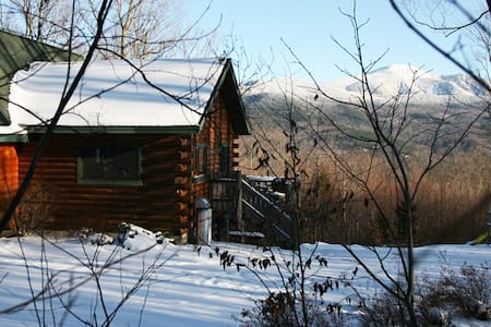 Giant's View Lodge - Adirondacks - Keene Valley - Casa