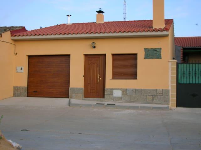 Casa rural LA ENCINICA - Santa María de Valverde
