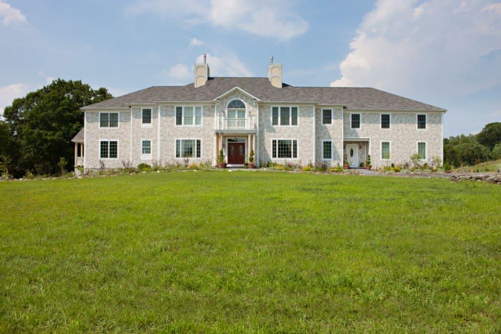 Gregorian Manor Private Home