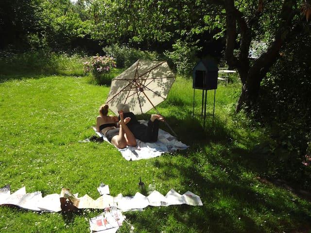 Pippi Longstocking living in Aarhus - Aarhus - Villa