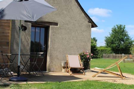 Petite maison de charme aux portes d'Angers - Feneu - Hus