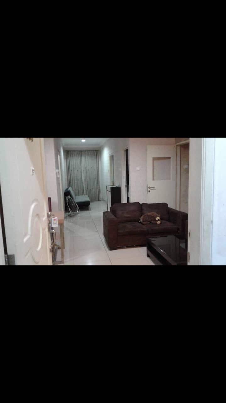 Apartemen MTC Kawasan Megamas di Manado