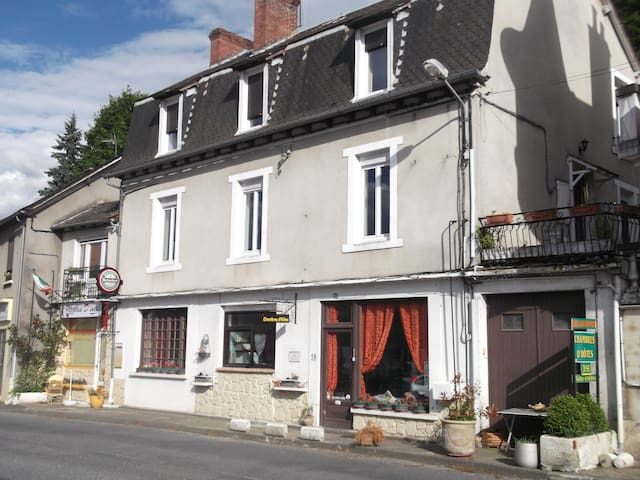 Aveyron Chambres et Tables d'Hôtes - Cassagnes-Bégonhes