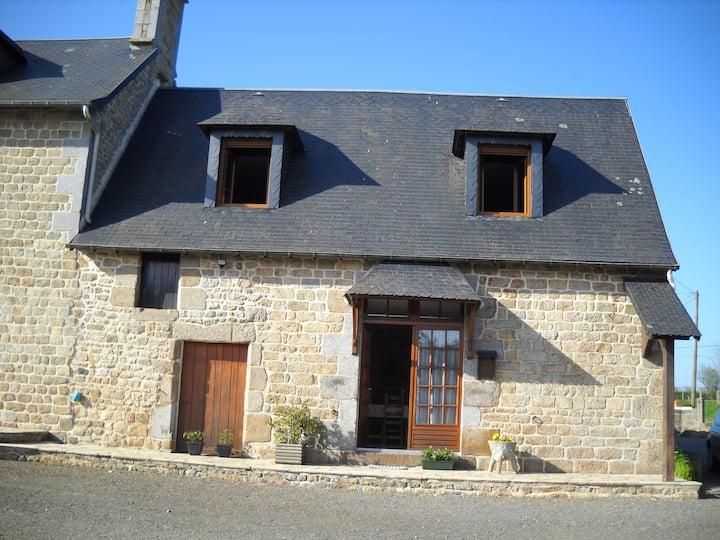 gîte proche du Mont Saint Michel