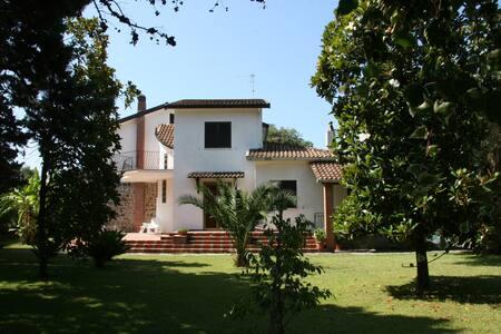Villa  in Cilento a Villammare - Vibonati (SA)