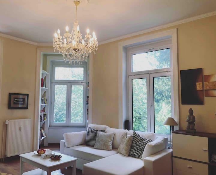 Beautiful apartment in quiet area