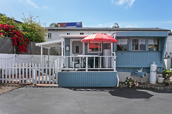 Coastal Airbnb in Oceanside Near Beach