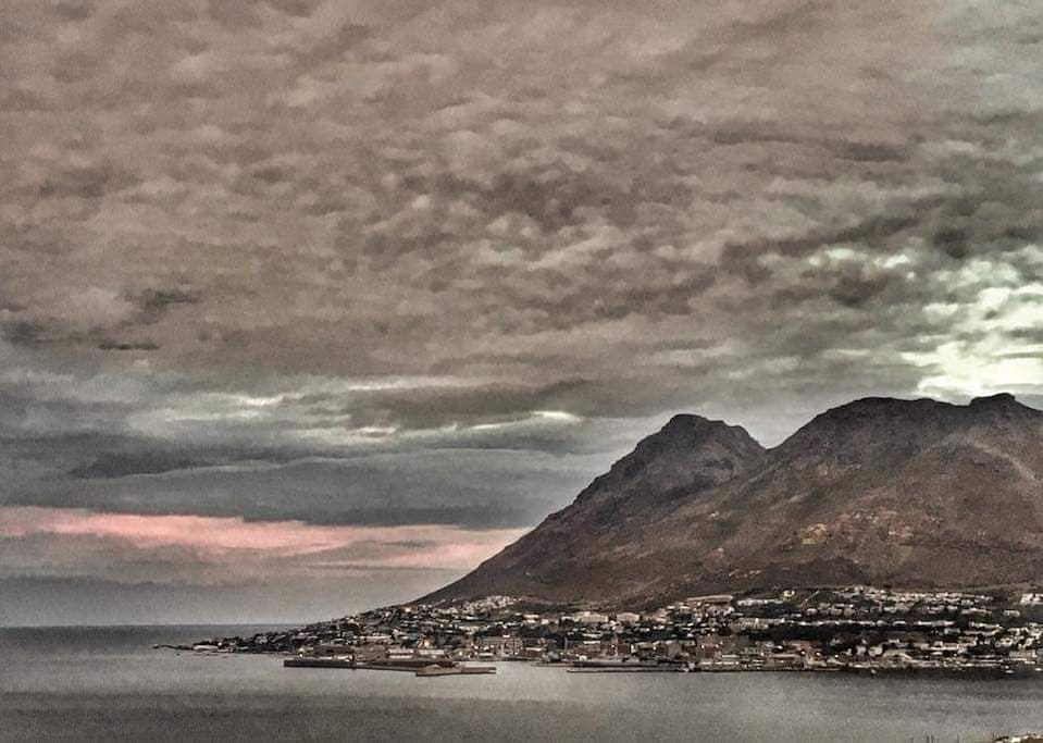 Picturesque Simonstown from another angle.