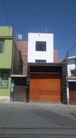 Casa Céntrica en Tacna