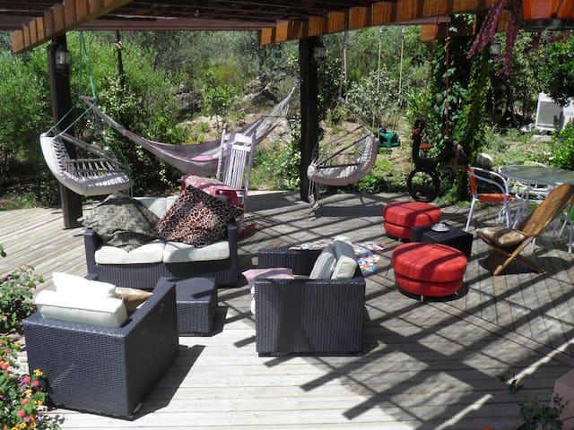 Villa La Greck,location saisonniere - Lecci - Apartemen