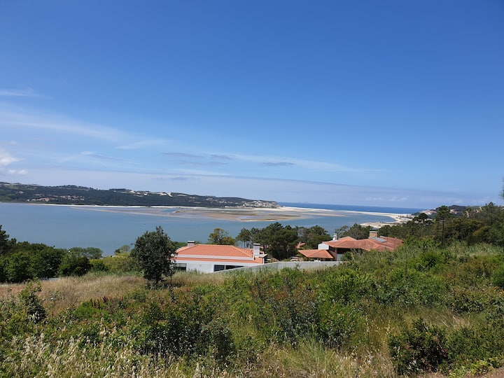 Villa Maria near beach,lagoon and cities.ROOM 2