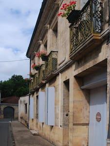 Maison bourgeoise du XVIII eme - Sainte-Foy-la-Grande - Dům